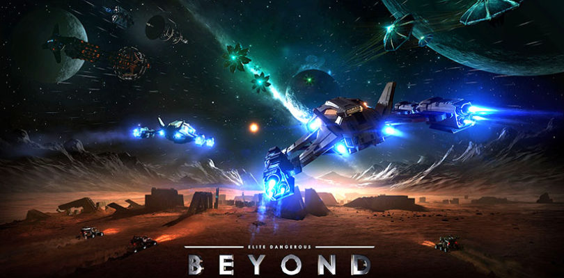 Elite Dangerous: Beyond – Chapter One ya está disponible