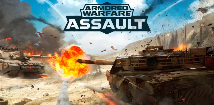 Pre-registrate para probar Armored Warfare: Assault, el nuevo juego de tanques en el móvil