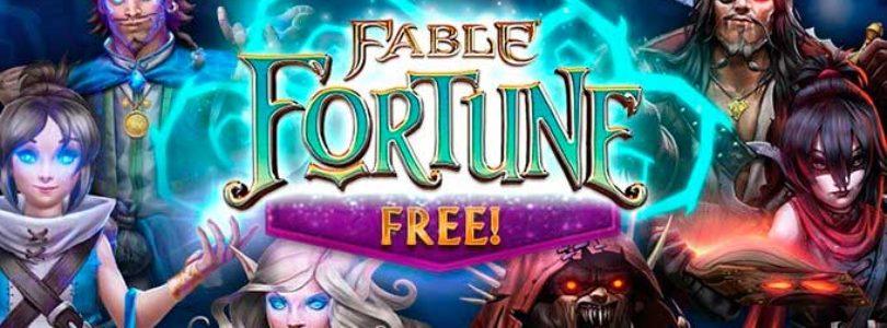 El juego de cartas Fable Fortune será free-to-play esta misma semana