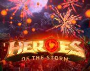 Carreras y regalos en el festival Lunar de Heroes of the Storm