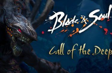 Blade & Soul introduce su nueva dungeon Drowning Deeps