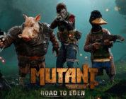 Mutant Year Zero: Road to Eden es la nueva aventura postapocalíptica de Funcom de estilo XCOM