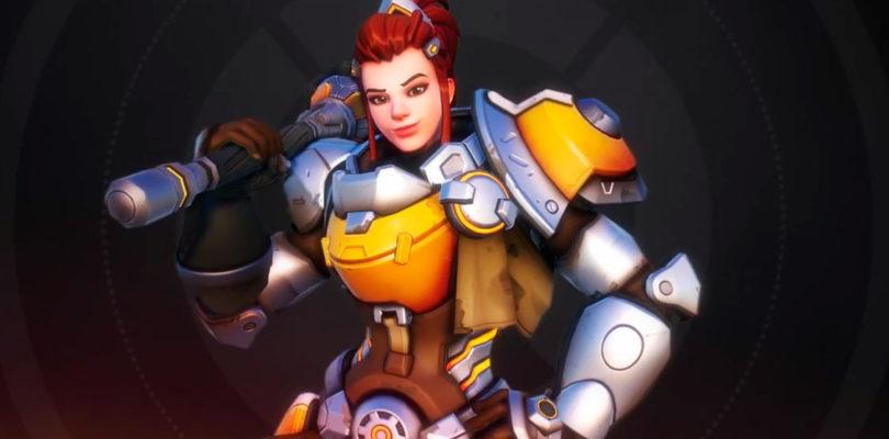 Ya conocemos al héroe número 27 de Overwatch, es Brigitte, la hija de Torbjorn