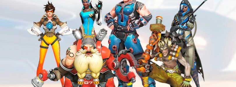 Apúntate al fin de semana gratis de Overwatch en PC, PS4 y Xbox One