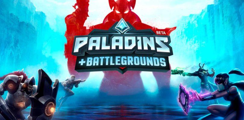 Prueba desde hoy mismo la Alpha de Paladins Battlegrounds