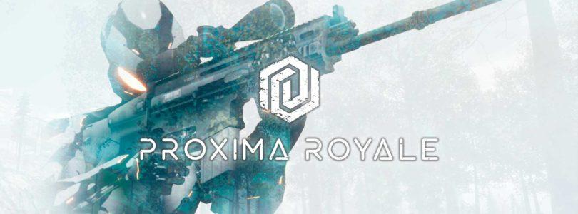 Proxima Royale nos trae nuevo trailer y fecha para su beta cerrada