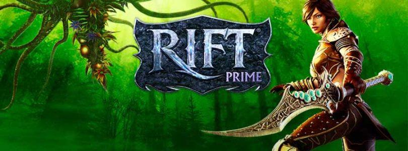 RIFT anuncia la fecha de lanzamiento de sus servidores solo de suscripción