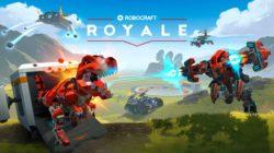 La alpha gratuita de Robocraft Royale empieza hoy mismo