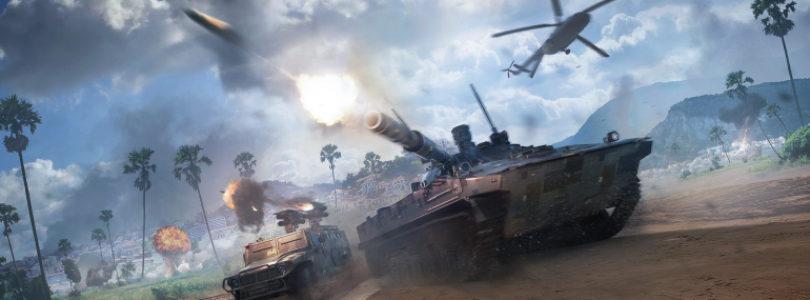 Armored Warfare añade la segunda parte de su actualización Caribbean Crisis