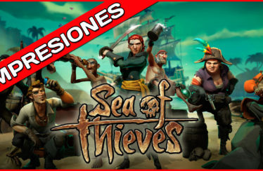 Vídeo Impresiones Sea of Thieves: Un precioso mar que se siente incompleto