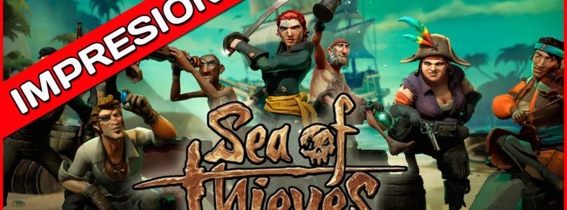 Vídeo Impresiones Sea of Thieves: Un precioso mar que se siente incompleto