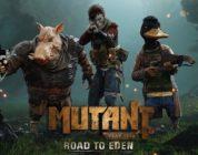 Gamescom 2018: Fecha de lanzamiento para Mutant Year Zero: Road to Eden, el juego táctico de Funcom