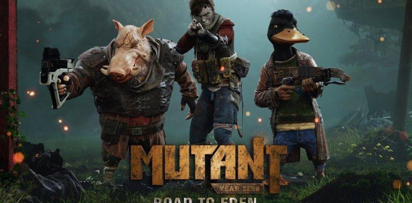 Funcom muestra el primer gameplay de Mutant Year Zero: Road to Eden