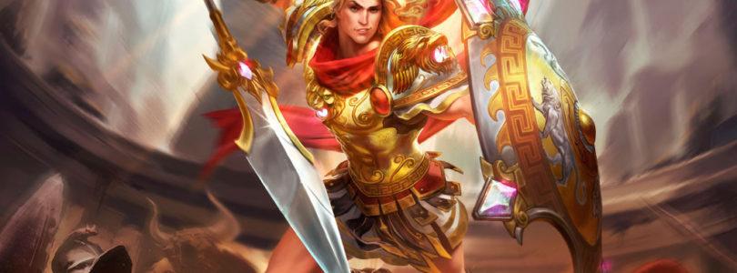 Aquiles es el último héroe en llegar al campo de batalla de SMITE