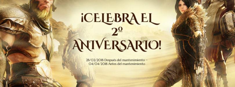 Black Desert Online celebra su segundo aniversario