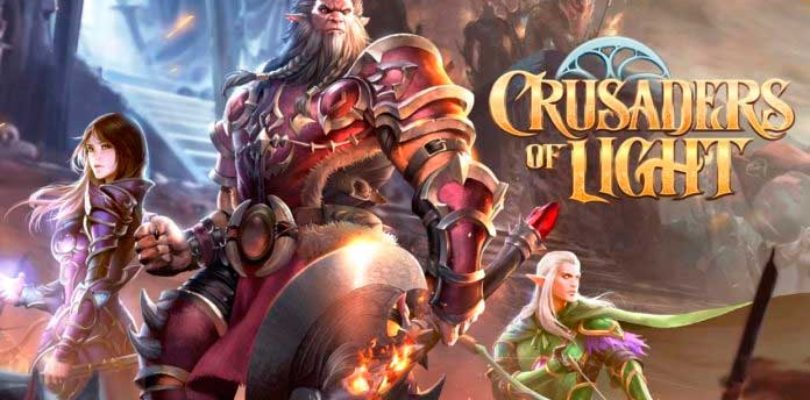 El MMORPG para móviles Crusaders of Light ahora también disponible desde Steam