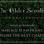 The Elder Scroll Online presenta en directo su próximo capítulo