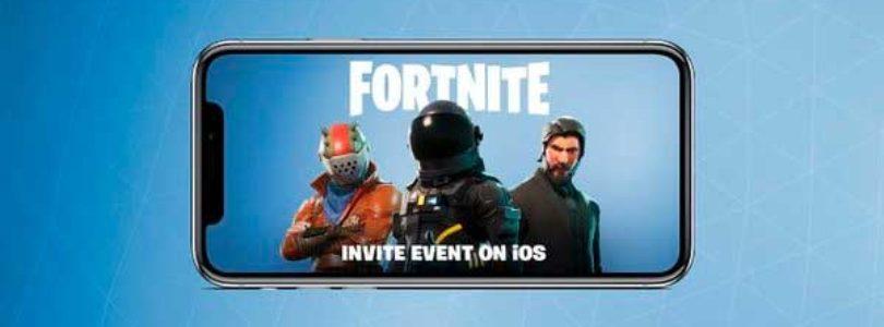 Fortnite Battle Royale llega a dispositivos móviles y añade cross-play