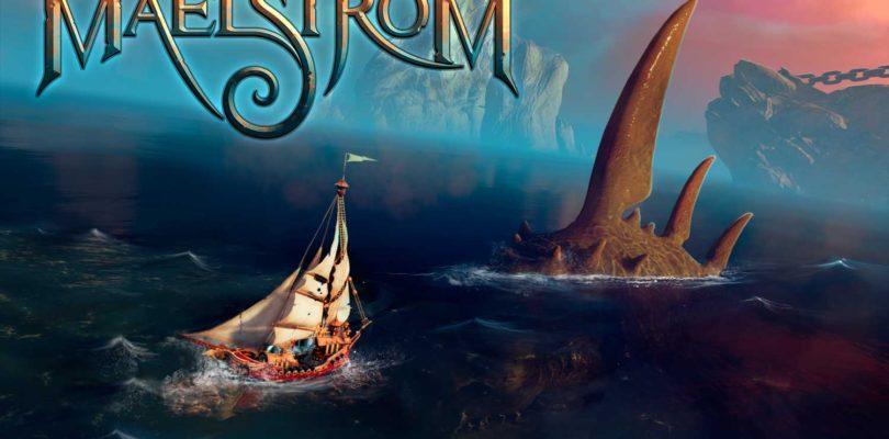 Sorteamos 3 copias de Maelstrom, ¡el BR de piratas!
