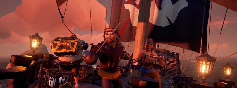 Sea of Thieves habla del crossplay y avisa a los jugadores tóxicos