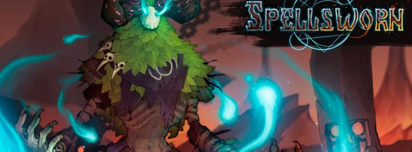 El juego de arenas de lucha Spellsworn ahora disponible free-to-play en Steam