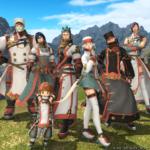 Final Fantasy XIV Online reta a los jugadores a diseñar piezas de equipo en un concurso