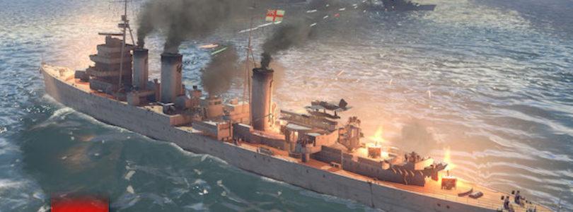 War Thunder añadirá cruceros ligeros