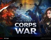 Corps War es la última actualización gratuita de MU Origin