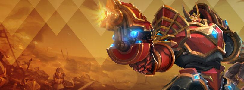 Paladins introduce un nuevo Campeón: El General Khan