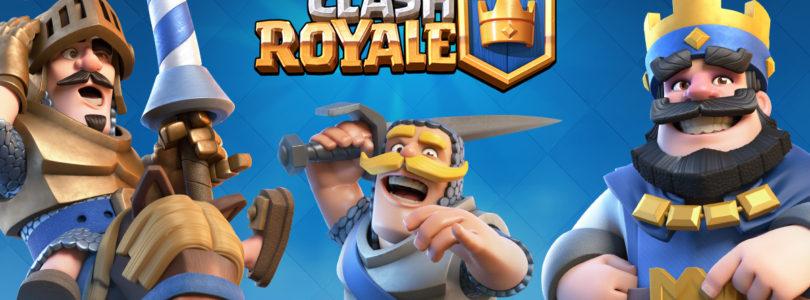 Clash Royale se alía con los mejores clubs del mundo para buscar nuevos jugadores profesionales