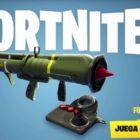 Fortnite retira el misil teledirigido en su último parche