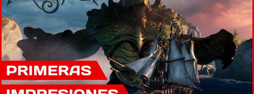 Maelstrom – Vídeo Primeras Impresiones – Barcos pirata en combate Battle Royale