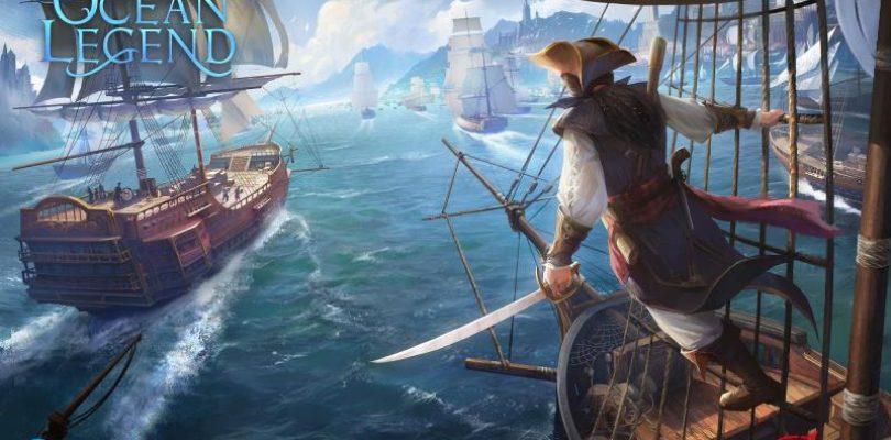 Ocean Legend es el último MMO lanzado en móviles