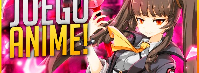 Primeras impresiones: Soulworker, un anime hecho MMO