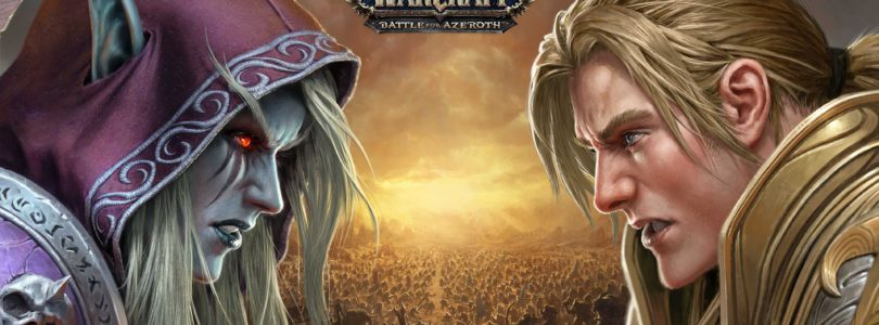 Comienzan las pruebas de World of Warcraft: Battle for Azeroth
