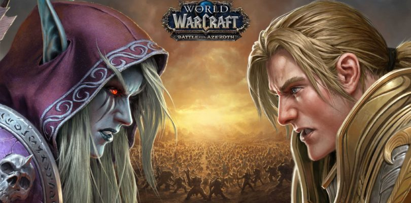 Battle for Azeroth llegará a World of Warcraft en agosto