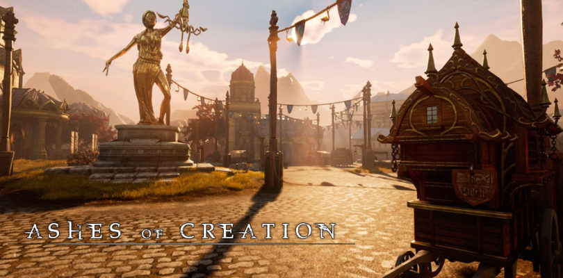 Ashes of Creation nos enseña la demo jugable que han llevado al PAX