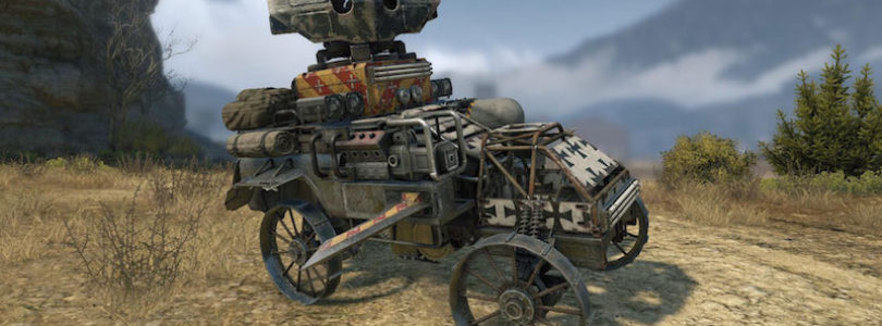 Crossout: ¡Vuelven los Knight Riders!