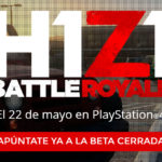 La beta abierta de H1Z1 ya está disponible en PlayStation 4