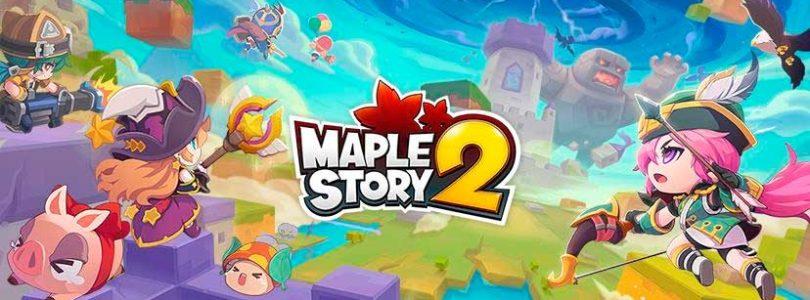 La próxima beta de MapleStory 2 llegará a mediados de julio