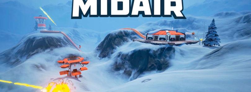 El shooter Midair ya está disponible gratis en steam