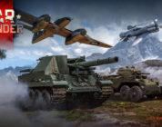 War Thunder lanza sus eventos 'Crónicas de la Segunda Guerra Mundial'
