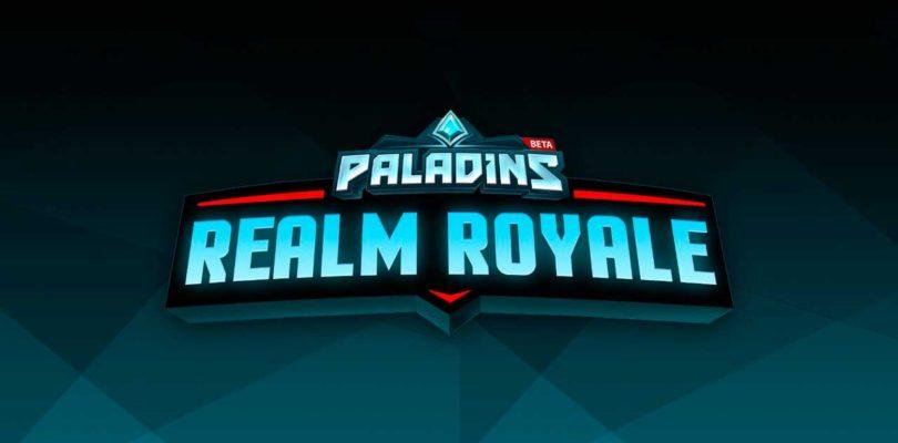 Paladins: Realm Royale (La era de los Battle Royale) PaladinsRR_pi-810x400