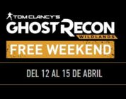 Prueba gratis Ghost Recon Wildlands del 12 al 15 de abril