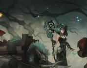 Crowfall mejora la interacción entre personajes