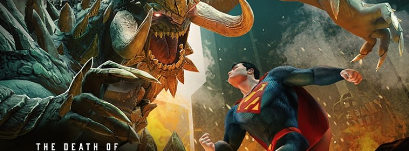 Daybreak anuncia el evento The Death of Superman: Part 1
