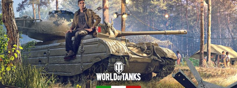 World of Tanks ficha al portero Gianluigi Buffon