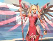 Overwatch ofrece una Mercy rosa para recaudar dinero contra el cancer