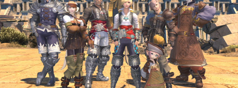 El nuevo parche 4.45 de Final Fantasy XIV Online llega hoy