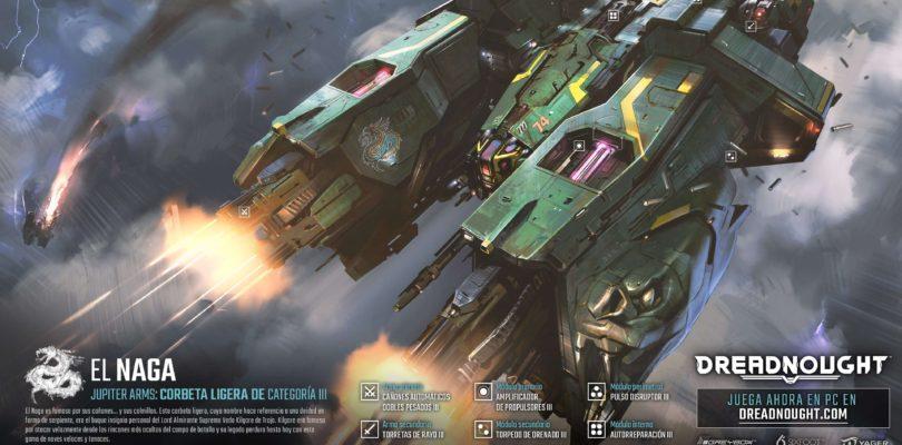 Grandes novedades en el último parche de Dreadnought para PlayStation 4
